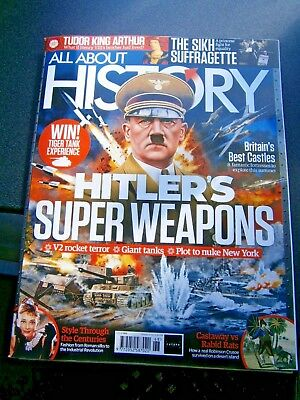 All About History Magazine Issue 68 (new) 2018