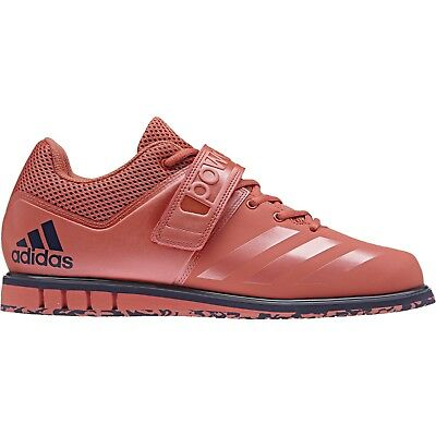 Adidas Powerlift 3.1 Weight Lifting Shoes Mens Red/Blue Size 10 BNIB