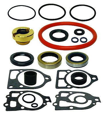 Lower Gear Case Seal Kit for MerCruiser #1, R, MR, Alpha 1 Stern Drives  33144A2