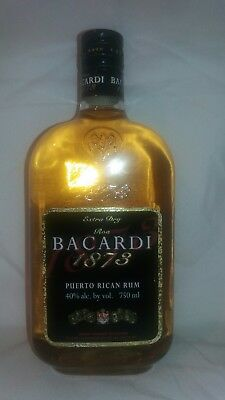 Extra Dry Ron Bacardi 1873 - Puerto Rican Rum 40% acl. by vol. 750ml