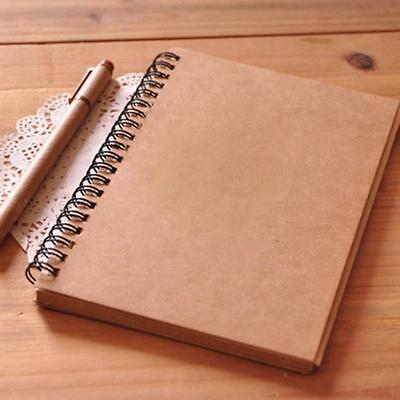 Neu Sketchbook Diary Drawing Painting Graffiti Stationery Office School Supplies