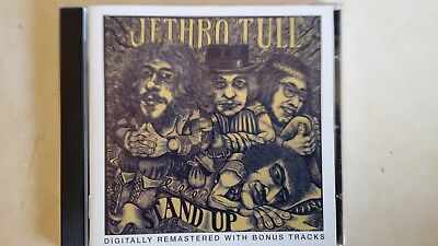 CD: Jethro Tull: Stand up