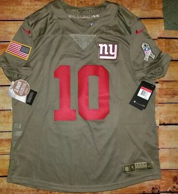 Nice NEW YORK GIANTS Large 2018 Nike Salute to Service Performance T  hot sale