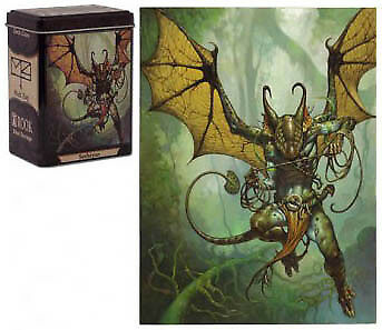 Transition Todd Lockwood Capsule Deck Box Rook Gaming Supply Brand New Abugames Other Mtg Items