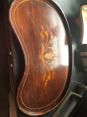 Antique Mahogany Butlers Tray