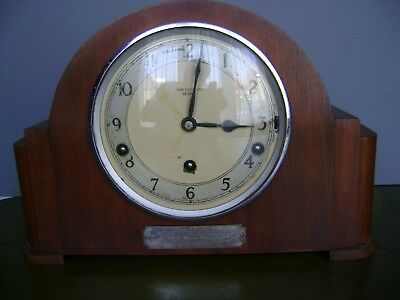 Garrard Clock with Westminster Chimes