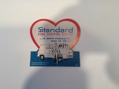 """Vintage """"Standard Home Shopping Service"""" 'One of the best' Needles Packet"""