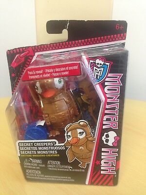 Monster High Secret Creepers Captain Capitaine Penny New Kids Toy Figure Mattel