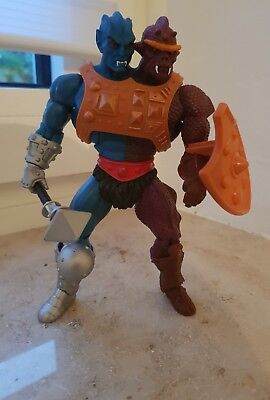 Two Bad Two - bad Masters Of The Universe Classics  MOTUC lose