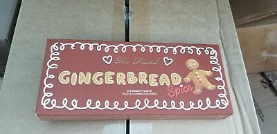 Too Faced - GINGERBREAD SPICE Eye Shadow Palette *Brand New* christmas sold out