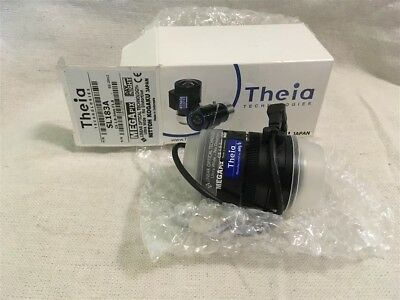 Theia SL183A Ultra wide varifocal Lens - CS-mount-1.8mm-3mm - up to 5 megapixel