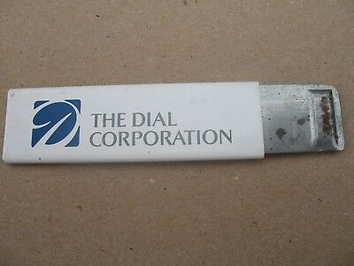 The Dial Corporation Box Cutter
