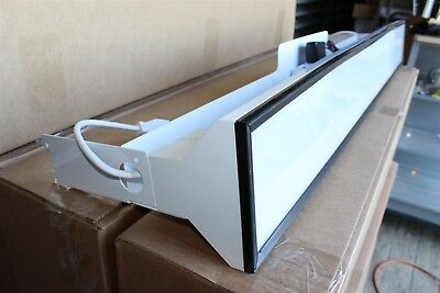 Trinity 4-003-BRC 6 Backlit Cornice with LED Panel Light 48 x 12 x 6