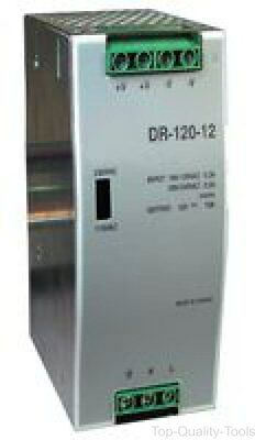 PSU, DIN RAIL, 24V, 5A, Part # DR-120-24