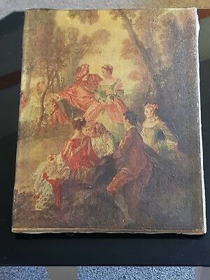 LOVELY ORIGINALAntique Vintage Oil Painting FRESH FROM CLEARANCE LOOK