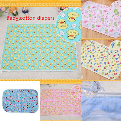 E359 Baby Infant Diaper Nappy Urine Mat Blanket Bedding Changing Cover 30*45cm
