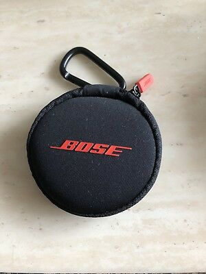 Bose Headphones Case - Red And black