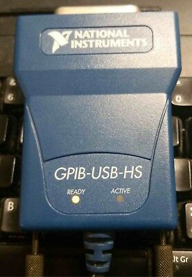 National Instruments USB GPIB HS Adapter