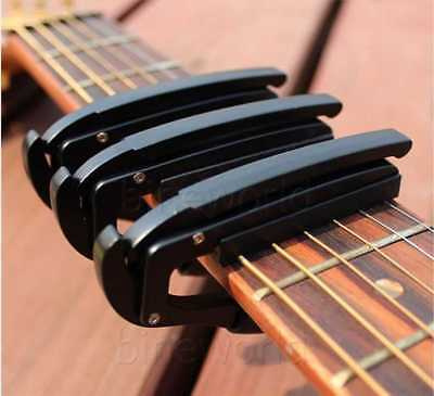Guitar Capo Clamp For Electric and Acoustic Ukulele Tuba Quick Trigger Release