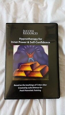 Hypnotherapy CD for Inner Power and Self Confidence