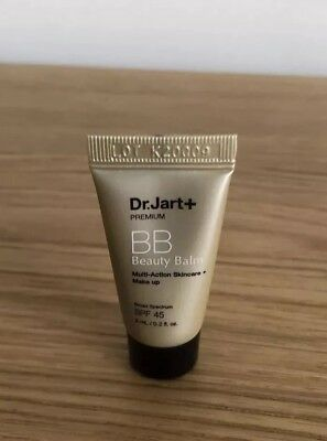 Dr. Jart+ Premium BB Beauty Balm SPF 45 / PA+++  Light - Medium 5ml Size