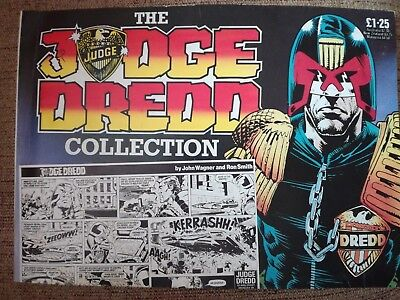 Judge Dredd Collection Daily Star 1985 2000AD