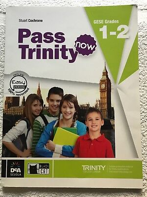9788853015891 Pass Trinity. Student's Book. Grades 1-2. Per le S... Con CD Audio