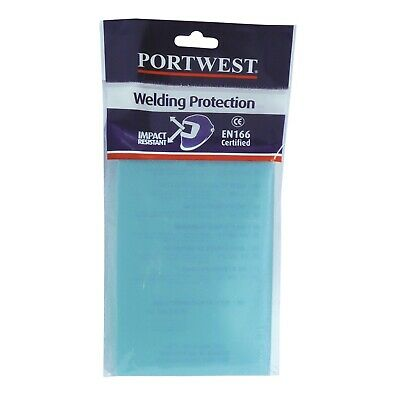 Portwest BizWeld Plus Replacement Lens Clear eyewear protect PW66