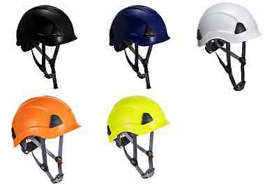 Portwest PS53 Height Endurance Unisex Safety Helmet ABS Head Protection Hard Hat