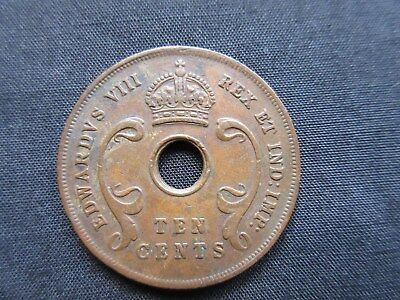 Edward VIII coin from East Africa 1936