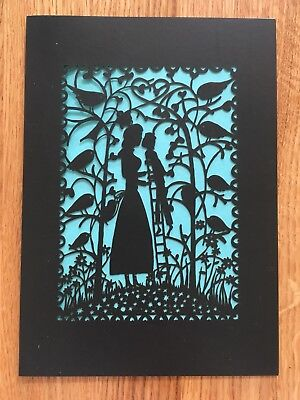 ROB RYAN Laser Cut Greetings Card Artwork Mother And Child New Parent Beautiful