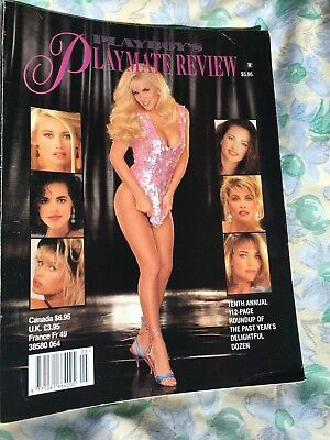 PLAYBOY'S PLAYMATE REVIEW 1994 Excellent Condition Magazine