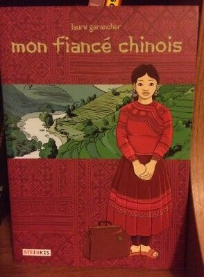 Mon Fiancé Chinois Laure Garancher French Edition Français (My Chinese Fiance)