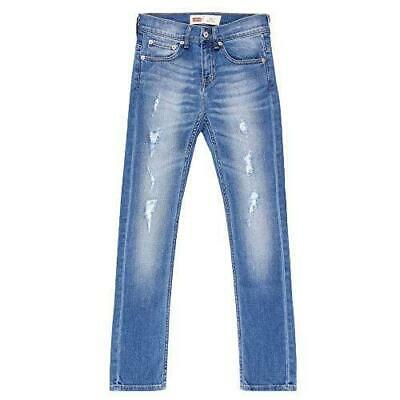 Levis 512 Boys NM22267 Slim Fit Tapered Leg Ripped Jeans