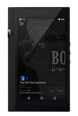 ONKYO High Resolution Digital Audio Player DP-X1A(B) Black 64GB DAP