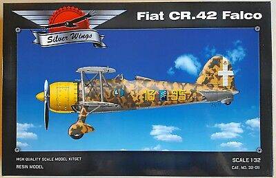 Silver Wings: Fiat CR.42 Falco