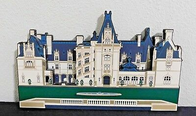 BILTMORE ESTATE Collection Famous Homes of America Series #FHA03 Shelia's 3D
