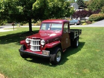 1958 Jeep Other  1958 Willys Jeep Truck
