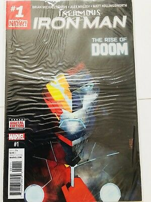 Marvel Comics Infamous Iron Man Complete Set #1-12