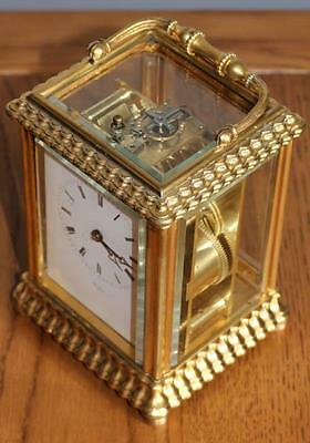 Gorge Pagoda Repeating Carriage Clock Henry Lepaute 1860 Henri Marc WATCH VIDEO
