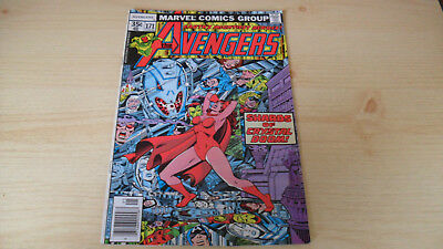 Avengers Nr. 171 ! Marvel ! US ! TOP !