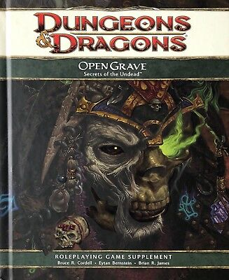 Dungeons & Dragons 4th Edition - Open Grave