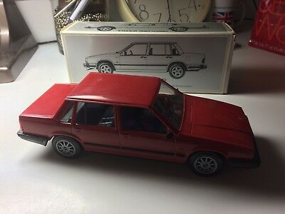 Volvo Stahlberg 740 Turbo Intercooler and Factory Box Promotional Promo Finland