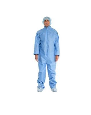 Cardinal Heath Disposable Coveralls - Universal Size - Case of 24