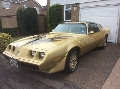1980 Pontiac Trans AM, American classic in stunning condition