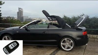 Audi A5 8F Cabrio/convertible Remote/easy Roof/soft Top Control Module