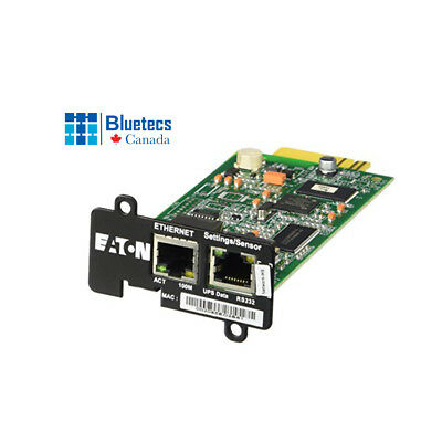 Eaton Network-MS Card for 5P, 5PX, 9130, 9PX, Evolution, EX, 93E