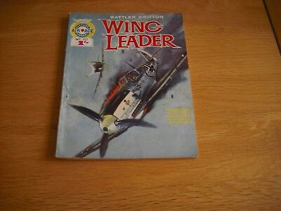 Air Ace Picture Library War comic   No 422 VG