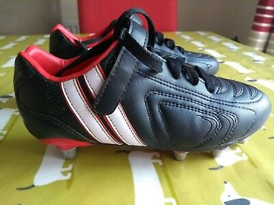 Boys Patrick Rugby Boots Size 2