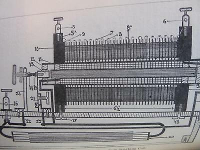 Very Old Book Induction Coil High Spark Machine For Amateurs How To Make One Vg